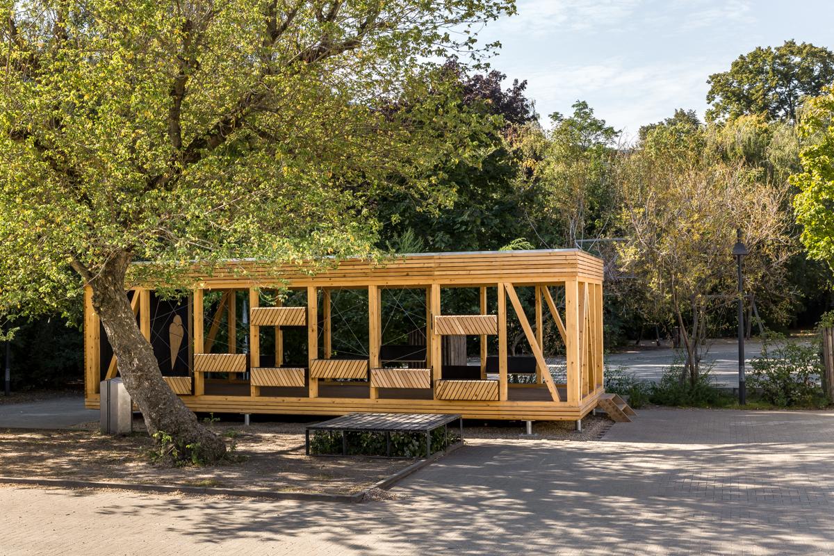 Grünes Klassenzimmer der Löwenzahn-Grundschule